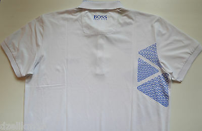 a2ab64e35 ... NWT Hugo Boss Green Label by Hugo Boss LOGO Moisture Manager Polo Shirt  11