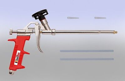 Pistolenschaum 750 ml Montageschaum Schaumpistole Pistolenreiniger Bauschaum