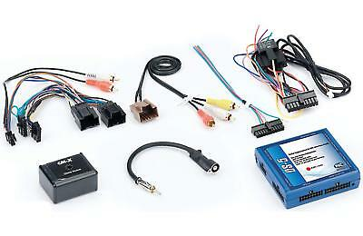 Radio Replacement Interface Harness with OnStar SWC Nav Retention for Select GM