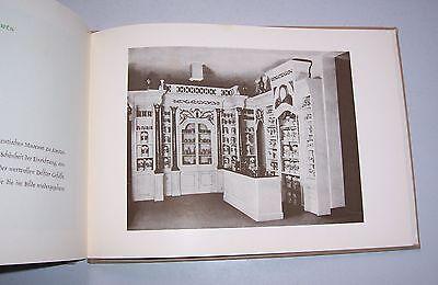 Die alte Apotheke - 1954 Verbandstoff Fabrik Paul Hartmann Heidenheim Brenz !
