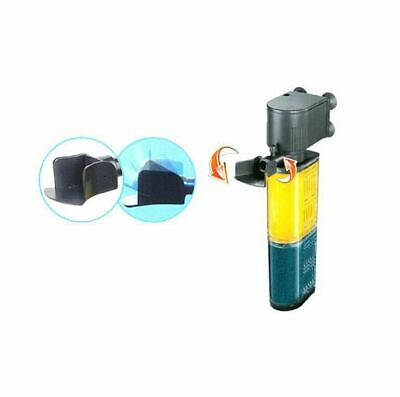 Aquarium Internal Filter Pump Submersible Fish Tank Filtration Pump Tropical 3