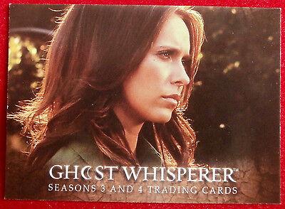 GHOST WHISPERER - Seasons 3 & 4 - Complete Base Set (72 cards) - Breygent 2010 2