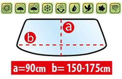 4693mm Kastenwagen 01.82-09. Frontscheibenabdeckung für Fiat Ducato 1 280 Länge