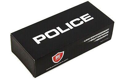 POLICE Stun Gun M12 160 BV Rechargeable Metal LED Flashlight - Purple 8