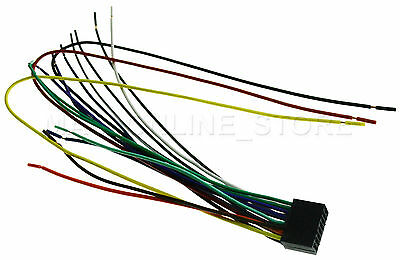 wiring diagram for jvc kw av50 wiring image wiring wire harness for jvc kw v230bt kwv230bt pay today ships today on wiring diagram for jvc