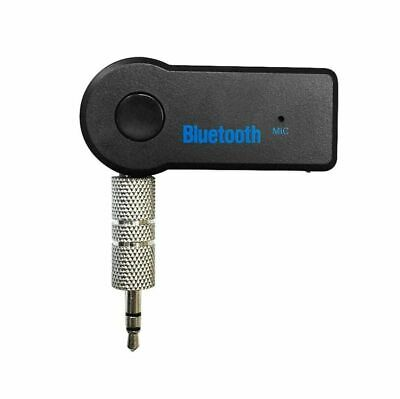 Wireless Bluetooth 3.5mm AUX Audio Stereo Music Home Car Receiver Adapter New 8
