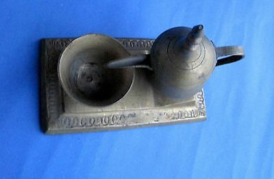 TURKISH ORNAMENTAL BRONZE & BRAS /  Kettle 4