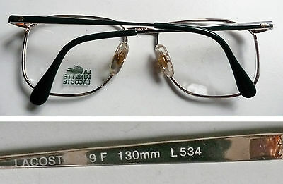 fb3a0e085d5 ... Lacoste Lamy Made in France occhiali vintage frame eyeglasses 1980 s NOS  3