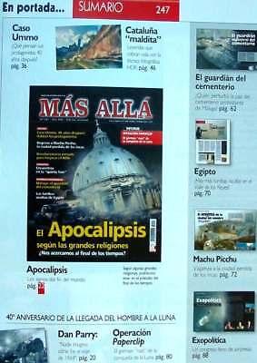Revista Mas Allá - Nº 247 - Mc Ediciones - Ver Índice