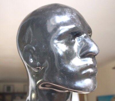 Latexmaske, Reißverschluß, Latex-Maske, rubber mask zip, geschl. 1.1 2