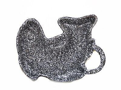 Alte Backform  Fisch aus Gusseisen, innen emailliert  - 2700 gr.  (# 5918) 3 • CHF 145.78