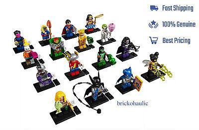 Lego DC Super Heroes Series Minifigures 71026 Batman Bat-Mite Huntress Miracle 2