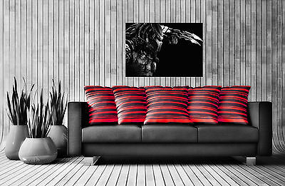 FANTASTIC PREDATOR ALIEN SCI-FI CANVAS #15 ARTWORK PICTURE A1 A3 FREE P/&P
