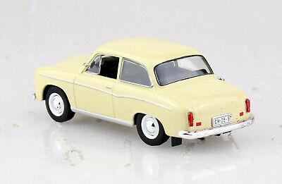 Syrena 105 Bosto Lieferwagen gelb Blister 1:43 Ixo//Altaya Modellauto
