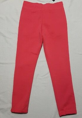 Nike Girl's Nsw Fleece Pants Tracksuit Bottoms Deep Coral 806326 645 -M / L / Xl 4