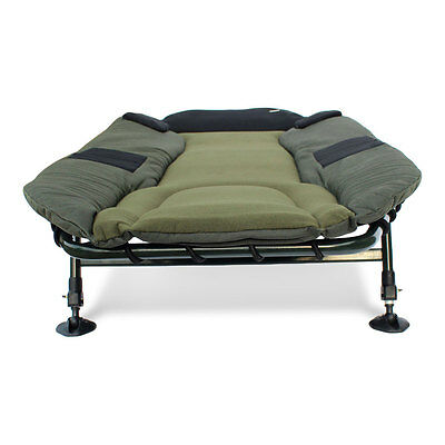 Fabulous Abode Carp Fishing Camping Folding 6 Leg Transformer Sport Caraccident5 Cool Chair Designs And Ideas Caraccident5Info
