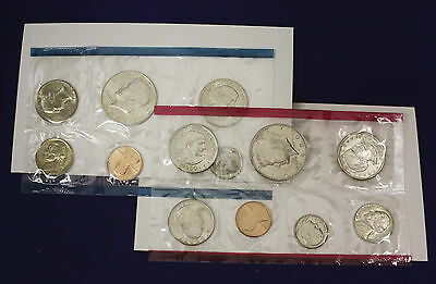 1980 UNCIRCULATED Genuine U.S. MINT SETS ISSUED BY U.S. MINT 2