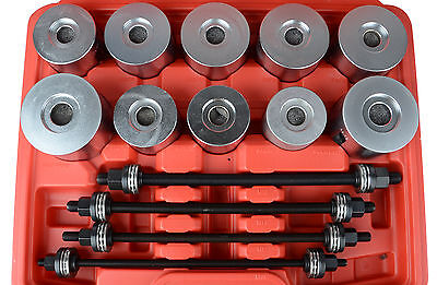 Universal Press And Pull Sleeve Kit Bush and Bearing Removal Set 3