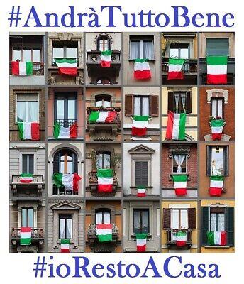 BANDIERA GRANDE 250x150 cm dell'ITALIA TRICOLORE ITALIANA GRANDE NAZIONALE  pace 3