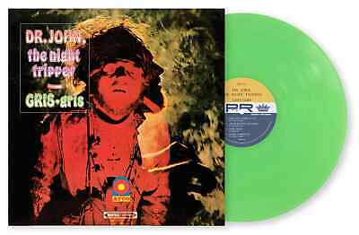 "Dr. John ""Gris Gris"" - Mono - NEW SEALED VINYL LP COLORED - Jackpot Records 2"