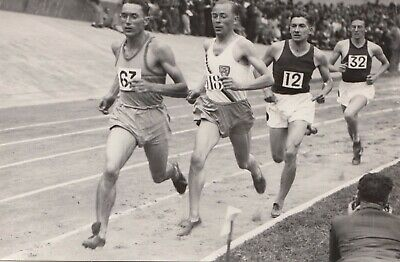 Athletisme, Rochard 4 Photos argentiques 1938/42/ ©Photoreportage Trampus 3