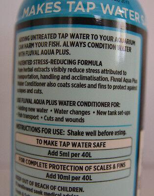 Hagen Nutrafin Aqua Plus 500ml Water Conditioner 3