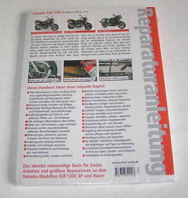 Sp xjr 1300 Clever Yamaha Xjr1300 Racer Reparaturanleitung Reparatur-buch/handbuch