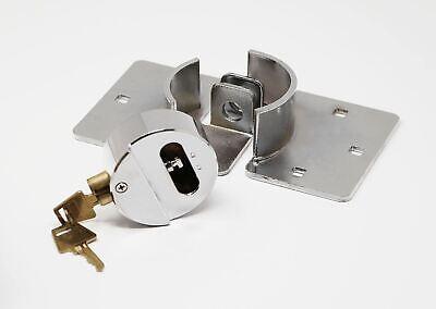 Van Rear Door Lock for Citroen Dispatch Nemo Berlingo Relay Heavy Duty 2