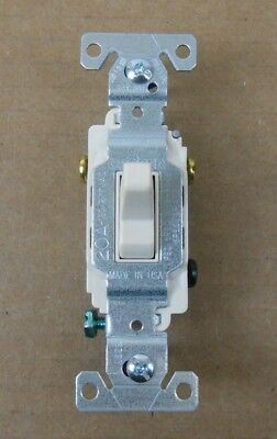 Lot Of 5 New Cooper Wiring Cs320La 3-Way Toggle Switch 20A 20 Amp 120/277V 2