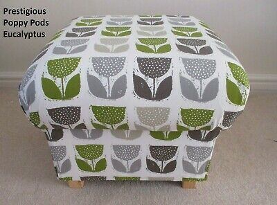 Awesome Clarke Clarke Etoile Stars Fabric Footstool Dressing Table Pdpeps Interior Chair Design Pdpepsorg