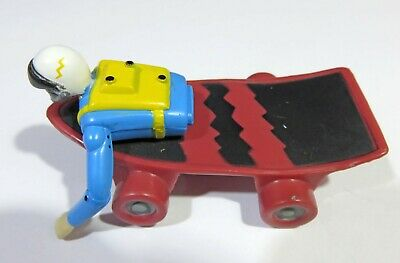CHIP/&DALE TOYS in ACTION Roller Eraser with Case TOY STORY Rare Cute With scent