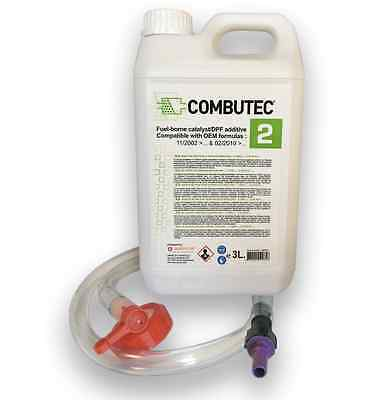 Additif FAP cerine 176 INFINEUM Vert F.A.P Combutec 2  3L Warm Up CITRO PSA FORD 2