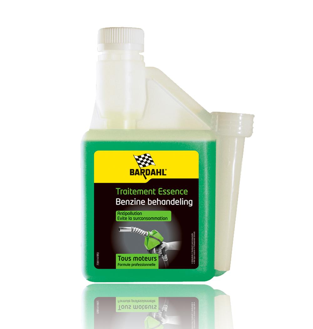 BARDAHL Traitements Carburant Essence Anti Pollution Réf:1149 500mL Qualité PRO! 2