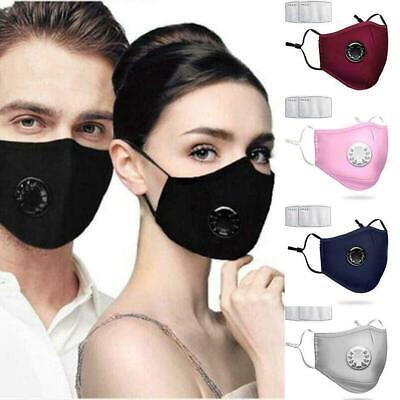PM2.5 Máscara Máscaras Dust allergies Mascarilla Reusable Limpiable Mascarillas 2