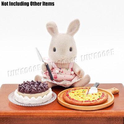 3PCS Cake Shovel Miniature Metal Pizza Pie Server Baking Tool 1:12 Dollhouse New 10