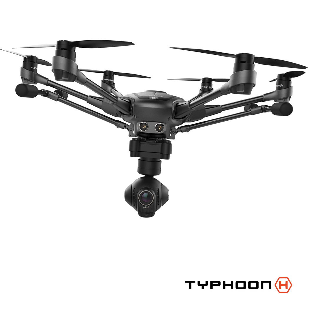 YUNEECTyphoon H Hexacopter with CGO3+ 4K Camera. 2