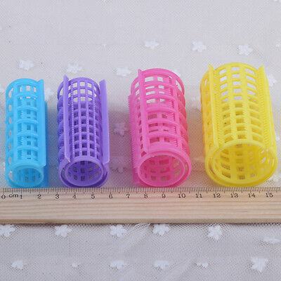 DIY Hair Salon Curlers Rollers Tool Soft Large Hairdressing Tools 6/8/10/12pcs