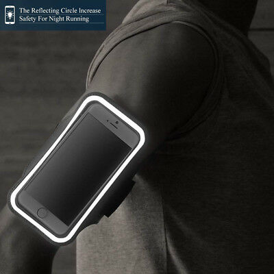 Fancy Gym Armband Running Jogging Exercise Case Workout Holder For iPhone 7 Plus
