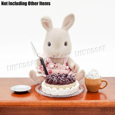 3PCS Cake Shovel Miniature Metal Pizza Pie Server Baking Tool 1:12 Dollhouse New 9