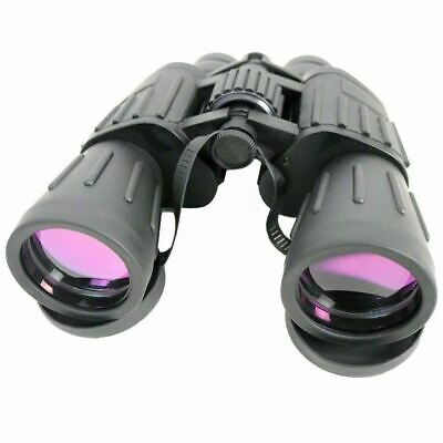 60x50 Day/Night Military Army Zoom Optics Hunting Camping Powerful Binoculars 2
