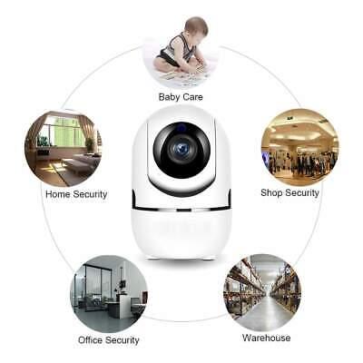Wireless Telecamera HD 1080P WiFi IP Camera MOTORIZZATA RETE INTERNET 360 IR 8