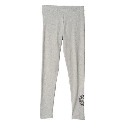 pantaloni tuta adidas donna grigio