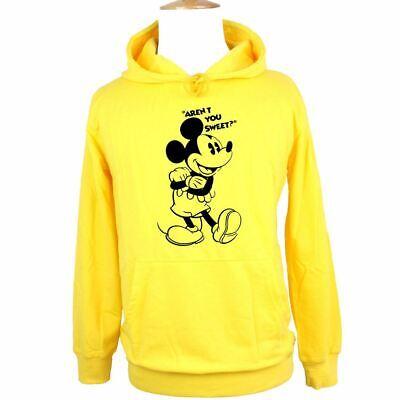 Disney Mickey Aren't You Sweet Print Sweatshirt Unisex Hoodies Graphic Hoody Top 2