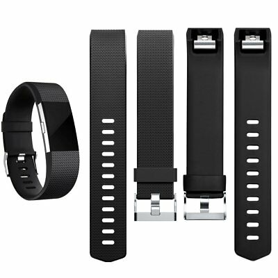 For Fitbit Charge 2 Strap Replacement Band Metal Buckle Wristband Accessory 4