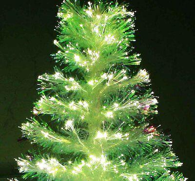 Künstlicher Weihnachtsbaum Mit Licht.Haac Künstlicher Weihnachtsbaum Weiss Led Licht Farbwechsler Farbwechsel 180 Cm