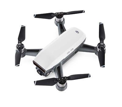 DJI SPARK Mini Drone - 12MP Camera 1080P HD WIFI Quadcopter - Alpine White - UK 3
