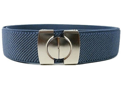 Kids Belts/Childrens Belts. Boys & Girls adjustable Elasticated Belts 1-11 Years 8