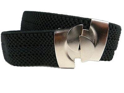Kids Belts/Childrens Belts. Boys & Girls adjustable Elasticated Belts 1-11 Years 2