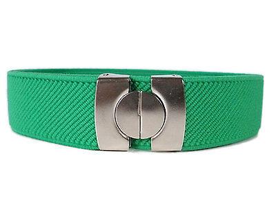 Kids Belts/Childrens Belts. Boys & Girls adjustable Elasticated Belts 1-11 Years 7