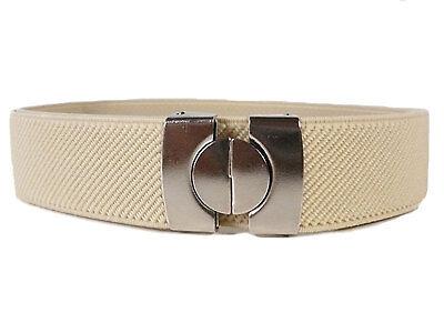 Kids Belts/Childrens Belts. Boys & Girls adjustable Elasticated Belts 1-11 Years 12